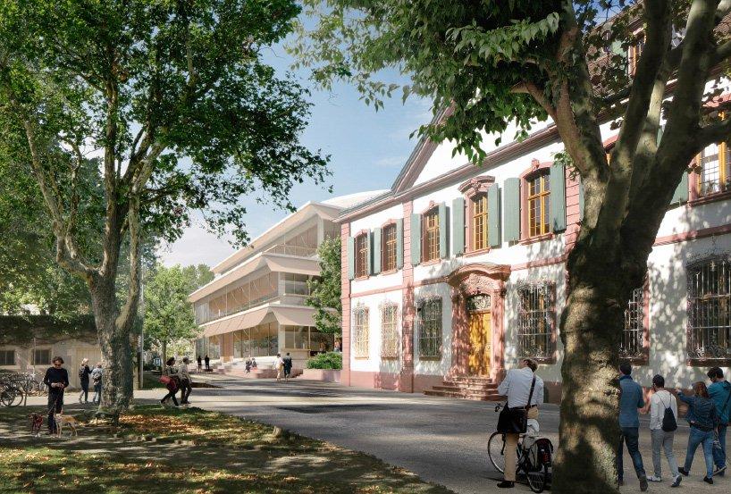 Herzog & de Meuron  มีแผนสร้างอาคารโรงพยาบาลใหม่ใน วิตเซอร์แลนด์ 3