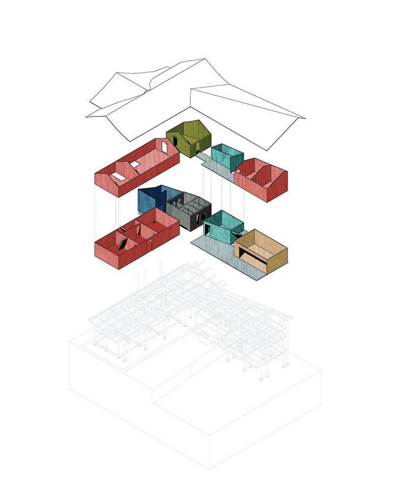 โครงการ insitu ออกแบบและสร้างเกสต์เฮาส์ช่วยชาวบ้าน จิ่วเจียง 4