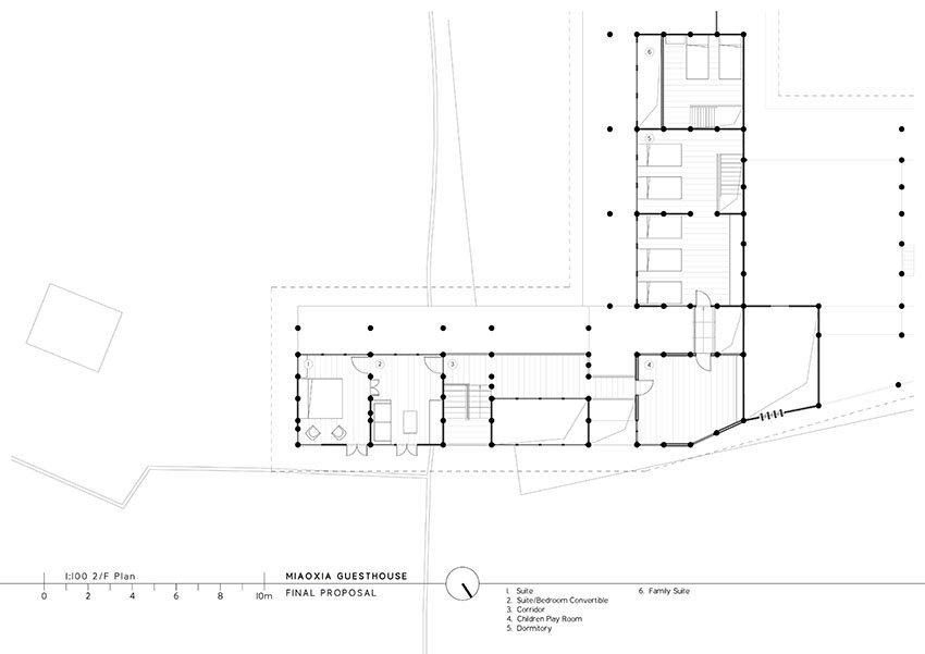 โครงการ insitu ออกแบบและสร้างเกสต์เฮาส์ช่วยชาวบ้าน จิ่วเจียง 5