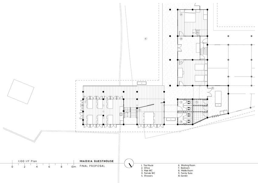 โครงการ insitu ออกแบบและสร้างเกสต์เฮาส์ช่วยชาวบ้าน จิ่วเจียง 6