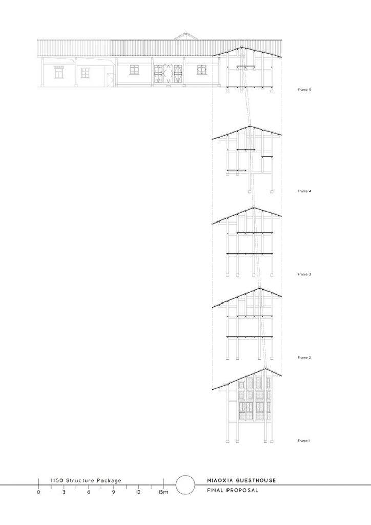 โครงการ insitu ออกแบบและสร้างเกสต์เฮาส์ช่วยชาวบ้าน จิ่วเจียง 7