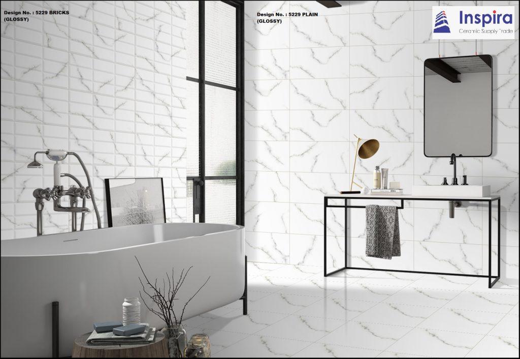 กระเบื้อง เซรามิค  Digital printing Design 10